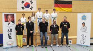 Süddeutsche Meisterschaft Gerlingen 2015