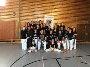 TGMS-Lehrgang Zaisersweiher 2015